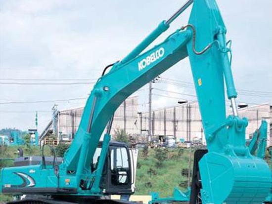 神钢46吨大型挖掘机——SK460-8性能如何?