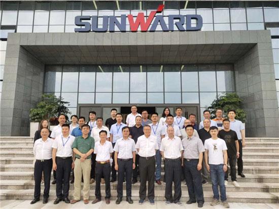湖南省工程机械产业与铸造产业合作对接会在山河智能举行