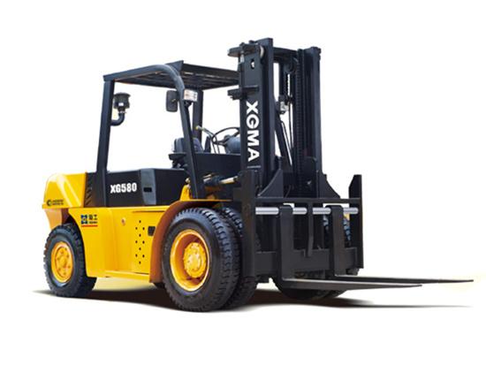 厦工XG580-DT2内燃平衡重式叉车有哪些特点