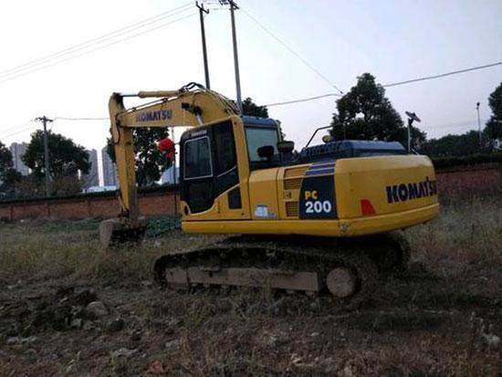 小松PC200-8M0型挖掘机安全性能如何?