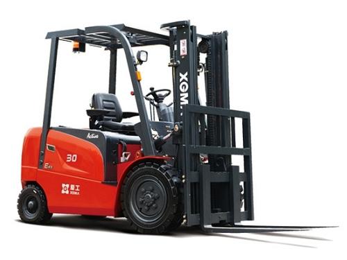 厦工XG530B-AA5电动叉车值得买吗