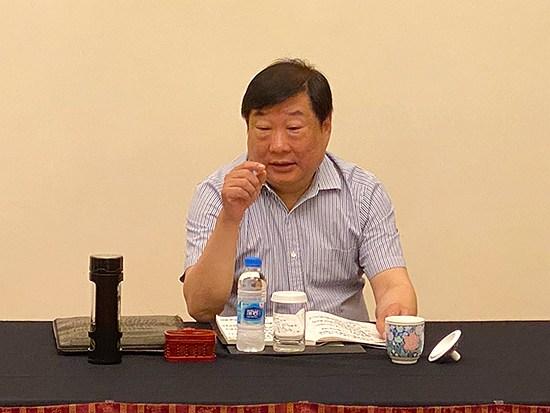 谭旭光:潍柴动力上海运营中心要实现三个转型,强化四个提升