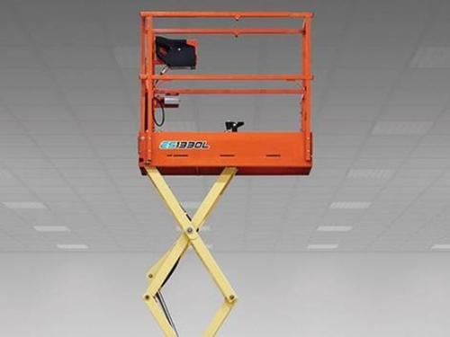 JLG推出四款电动剪叉式高空作业平台
