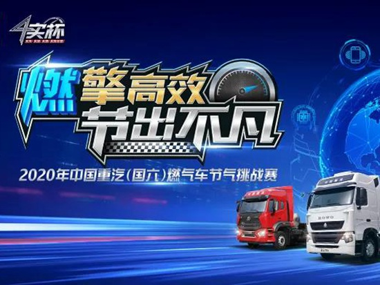 蓝天保卫战丨中国重汽国六天然气重卡在行动!