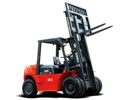 厦工XG570-DT5B内燃平衡重式叉车值得买吗