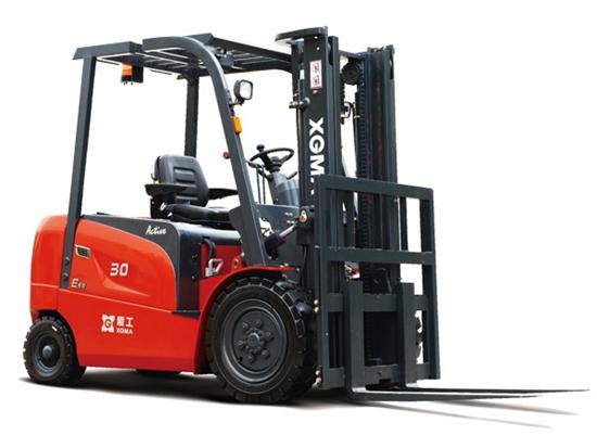 厦工XG535B-AA5电动叉车 可靠的作业伙伴