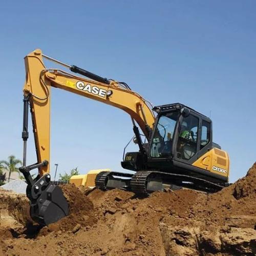 凯斯CX130C挖掘机和同类产品比较具备哪些优势?