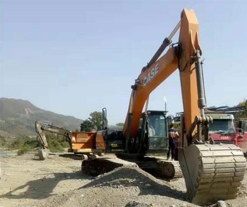 凯斯CX240C挖掘机强力耐造、用不烂!