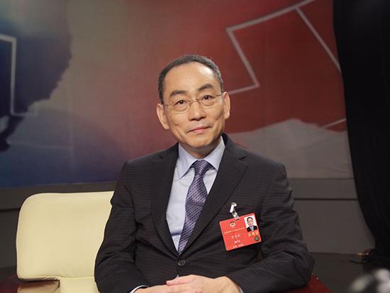 全国政协委员、中联重科董事长詹纯新:让人工智能赋能工业未来