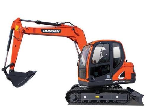 深得你心的产品:斗山DX75-9C PLUS挖掘机!