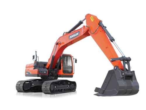 要做行业的人生赢家,斗山DX215-9C挖掘机是你必备神器!