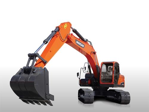 斗山DX220LC-9C挖掘机,这么完美的挖掘机赶紧入手!