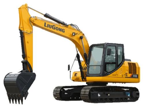 柳工915E挖掘机冷却系统主要零部件如何进行检修?