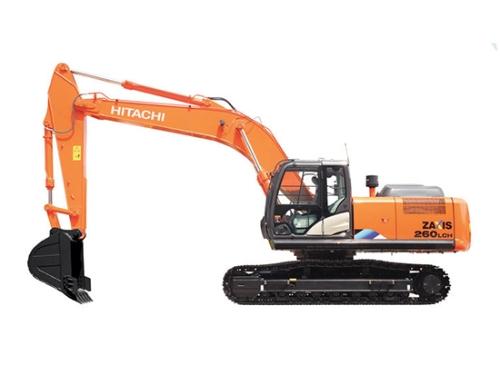 """号称""""战神""""日立ZX260LCH-5A中型挖掘机到底有多强?"""