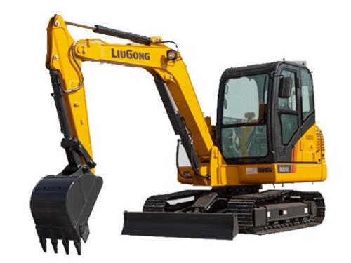 柳工9055E履带挖掘机维修的禁忌