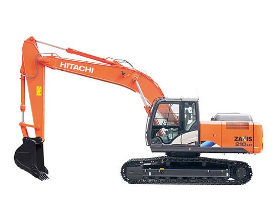 用户需要什么,日立ZX210LC-5A挖掘机就有什么!