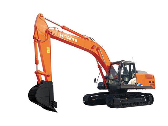 老司机强力推荐:日立ZX240-5A挖掘机