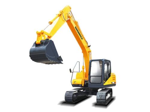工程机械里的钻石,常林公司GE150H履带挖掘机