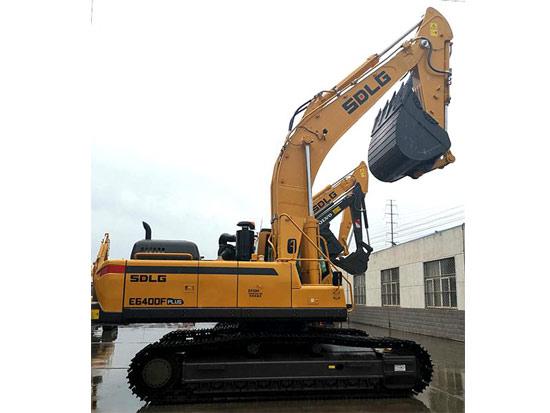 又一力作!临工E6400F PLUS大挖产品投放市场,满足你的差异化需求