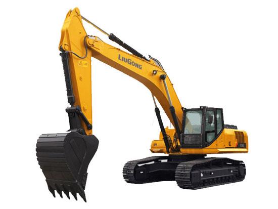 这样做,柳工936E挖掘机维修更方便