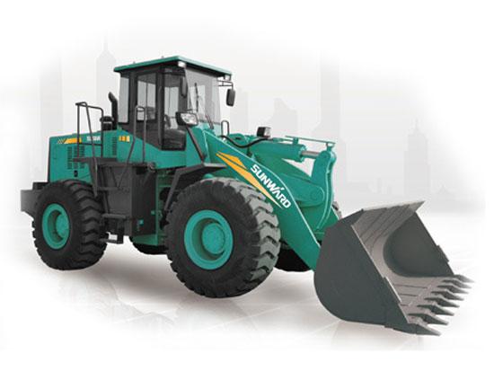 山河智能SL58W轮式装载机的日常维修与保养