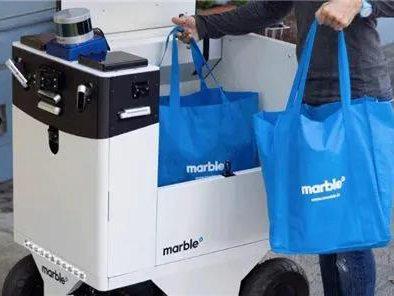 卡特彼勒收购机器人公司Marble Robot