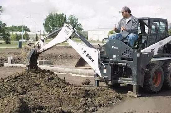 一百零八将——山猫反铲挖掘机臂