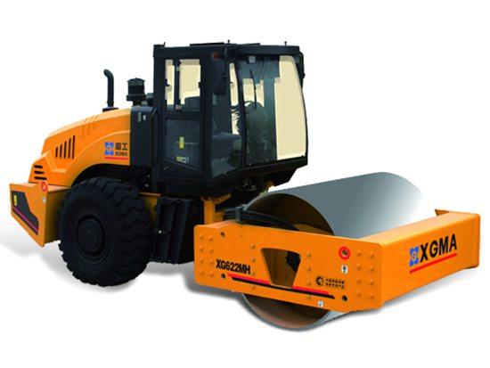 厦工XG622MH单钢轮压路机 高性价比 实力超凡