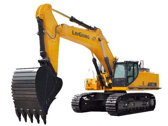 开柳工970E挖掘机的机手,每天都是怎么做日常检查的?