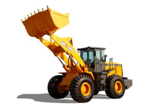 晋工JGM756KN轮式装载机三种功率模式,用户任意选择!