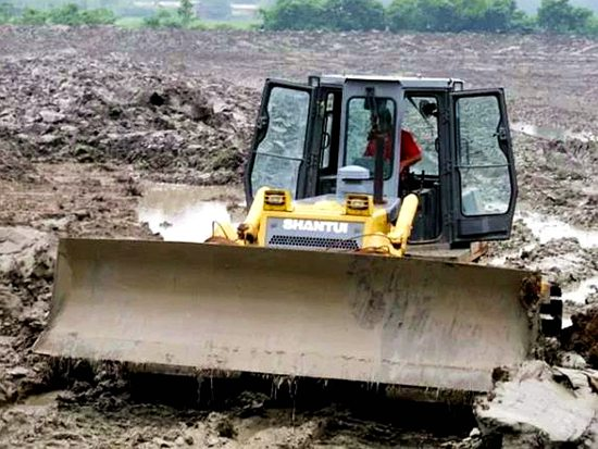 山推课堂:如何对高湿环境下的推土机进行有效防护