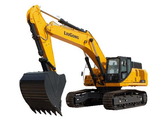 高温高湿环境下做好柳工950E挖掘机保养办法