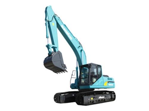 山河智能SWE230E挖掘机液压泵噪音过大是什么原因?