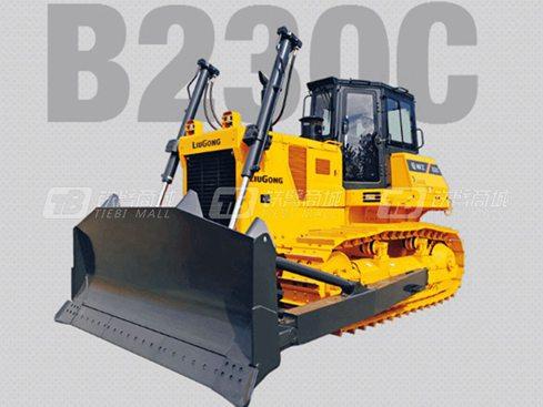 柳工B230C推土机:高效节能 可靠耐用