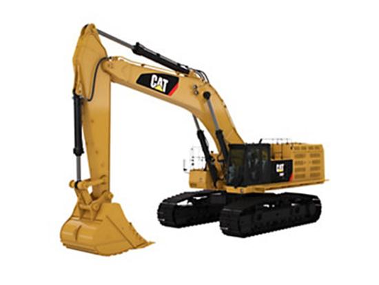 """行业中的""""战狼""""Cat 390F L液压挖掘机"""