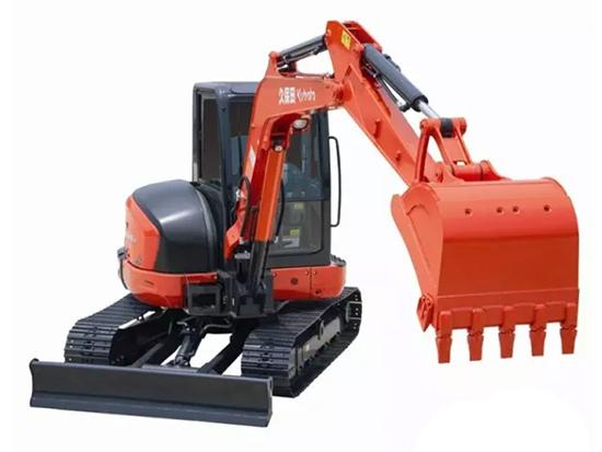 省油可不止一点点:久保田KX155-5挖掘机!