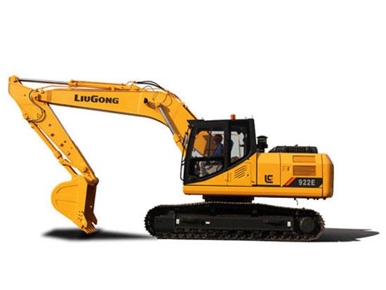 柳工922E挖掘机在各种恶劣条件下的维护保养