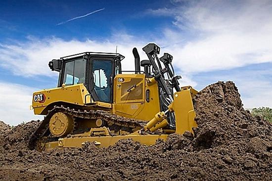 卡特彼勒75年,从推土铲到推土机