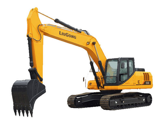 柳工926E挖掘机的破碎锤如何维修?