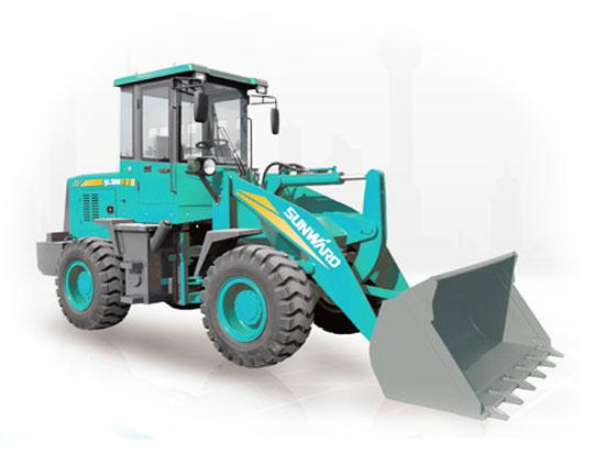 山河智能SL38W轮式装载机维护你应该知道的八大点