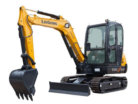 柳工9045E挖掘机常见故障解析及维修方法