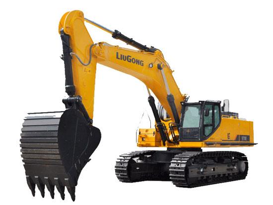 柳工970E挖掘机油温过高解析及解决办法