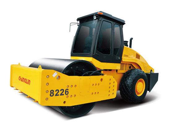 必须懂的常林公司8226单钢轮压路机操作知识