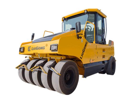 柳工6526轮胎压路机磨合期的保养和使用技巧