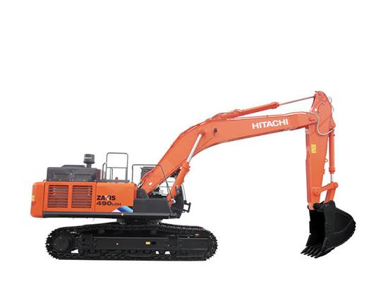高效回报,轻松盈利;日立建机ZX490LCH-5A挖掘机