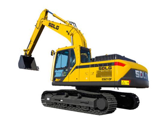 国之重器,匠心制作:临工E6210F挖掘机