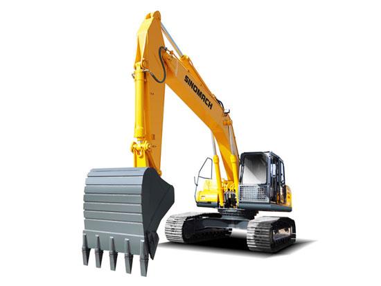 常林公司GE260H履带挖掘机的