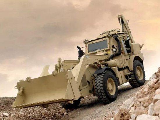 JCB北美工厂赢得2.69亿美元军方设备订单!