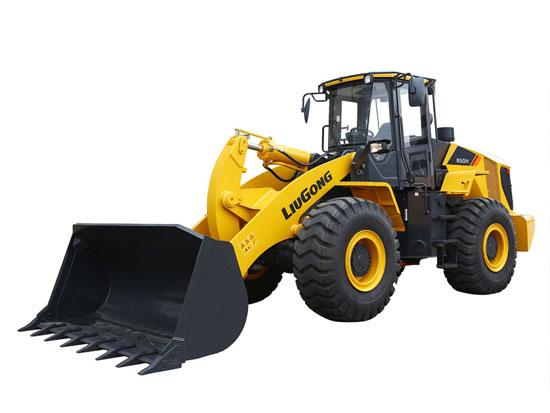 稳定,高效率:柳工850H轮式装载机