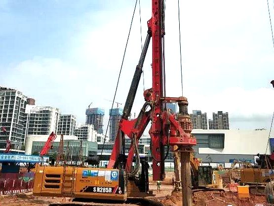 【三一工法课堂】旋挖钻机黏土层施工工法